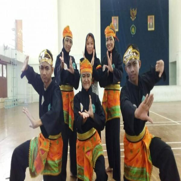 Juara 1  PORSEMANAS 2018 kategori SENAM PAGAR NUSA se-Indonesia